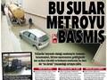 Ankara Metrosu'nda gölet rötarı