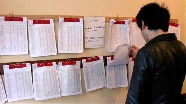 YSK seçmen sorgulama- Yüksek Seçim Kurulu seçmen sorgula