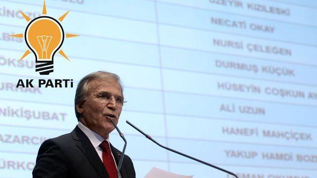 AK Parti Eskişehir ilçe belediye başkan adayları belli oldu