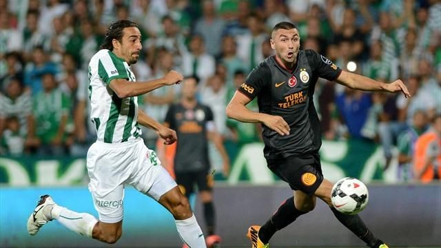 Galatasaray (maçı) Bursa maçı saat kaçta ne zaman? (GS Bursa canlı)