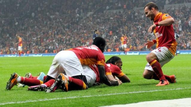 Galatasaray Tokatspor maçı  ATV canlı izle