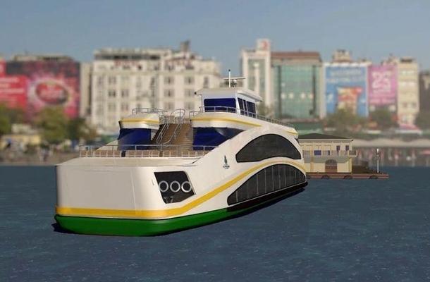 istanbul'un yeni gemileri nasıl olacak