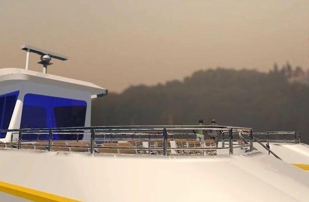 istanbulun yeni vapurları gemileri resimler