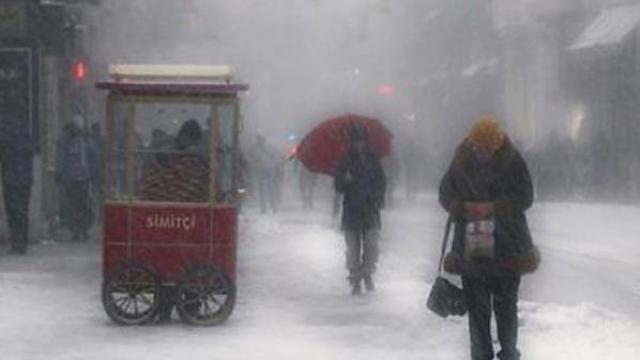 Istanbul un 5 günlük hava durumu