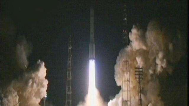Turksat 4A Uydusu Uzaya Fırlatıldı!