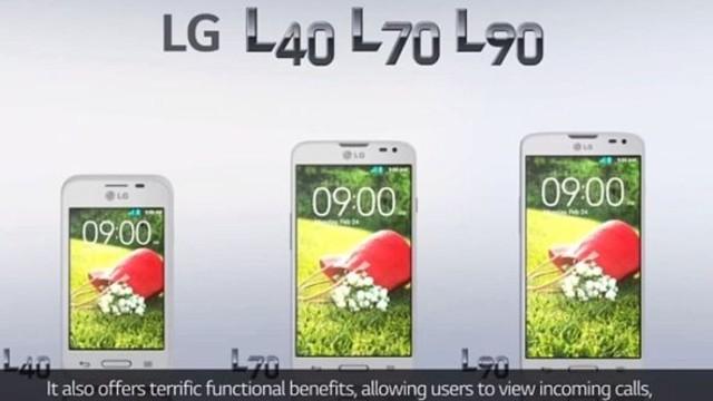 LG L III Akıllı Telefonları Duyuruldu!