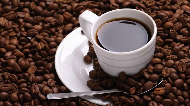 Kahvede morfin etkisi yapan...