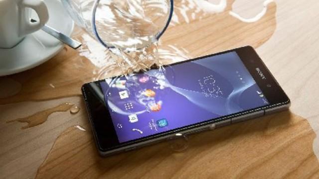 Samsung galaxy s5 su geçirmez