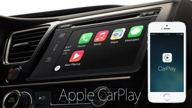 Apple iOS CarPlay ile Otomobillerde!
