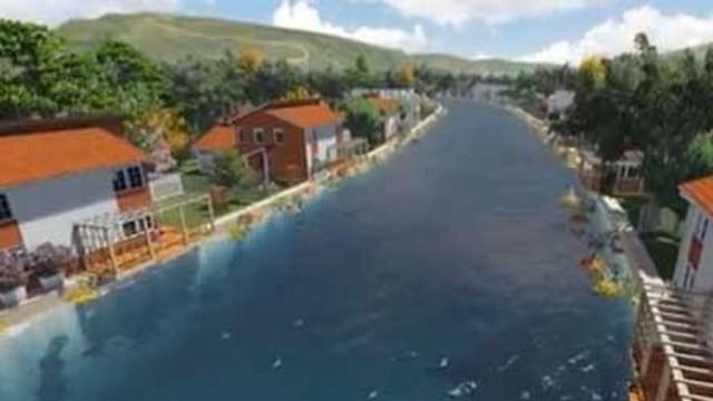 Gökçek Ankara'ya yapacağı 'Boğaz' projesini açıkladı