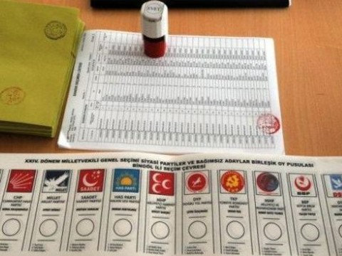 Oy verirken dikkat edilmesi gerekenler