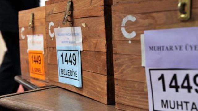 2014 Yerel Seçimler Sonuçları - Seçim Sonuçları - 30 Mart Seçimleri