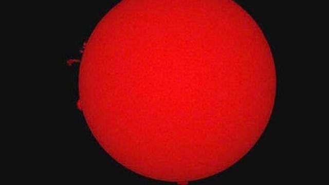 Halkalı Güneş Tutulması 29 Nisan'da!