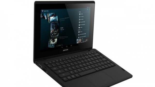 ArcBook Android Laptop Geliyor!