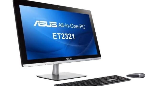 Asus Hepsi Bir Arada Bilgisayar: Asus ET2321