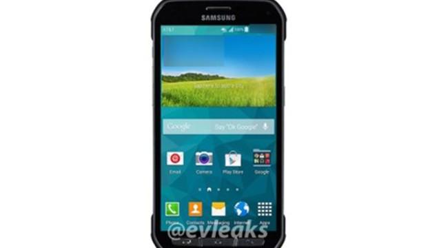 Samsung Galaxy S5 Active Görüntülendi!