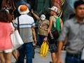Tayland'da sessiz protesto dönemi