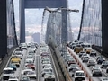 Trafikte İstanbul'u sollayan kent