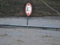 Denizli-Aydın yolu sele teslim