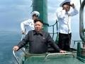 Kuzey Kore lideri bu sefer de denizaltı tepesinde