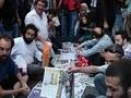 'Yeryüzü Sofrası'na polis engeli