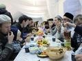 İslam dünyasında ilk iftar ve teravih namazı