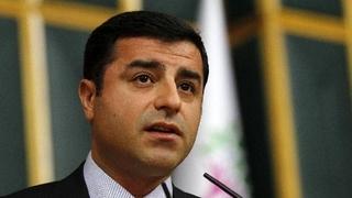 Demirtaş: 'Aman Erdoğan'ı eleştirmeyin'