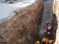 Milas'ta antik mezar bulundu