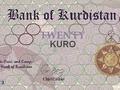İşte Kürdistan parası