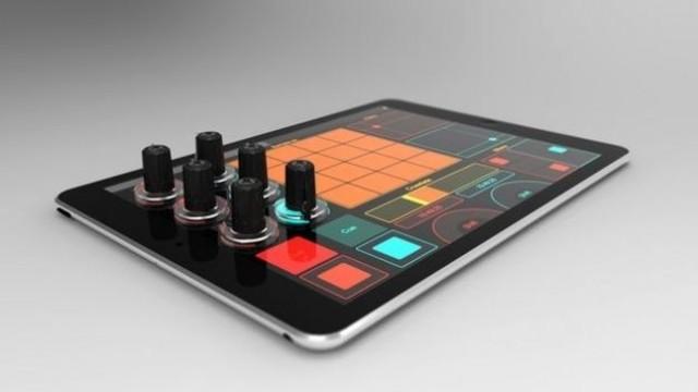 Tablet Bilgisayarı DJ Cihazına Dönüştürün!