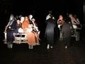 Gazzeliler evlerini terk ediyor