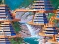 Kuzey Koreli mimarlar geleceği tasarladı