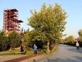 İstanbul'da esrarengiz kule