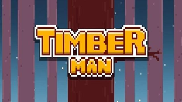 Timberman Oyunu Bağımlılık Yapıyor!