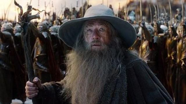 Hobbit: 5 Ordunun Savaşı - HD Türkçe Altyazılı İlk Fragman