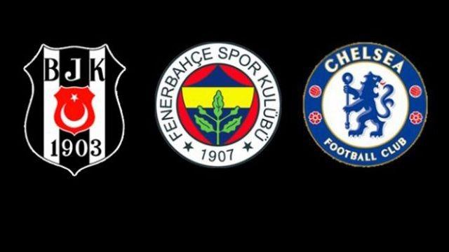 Chelsea Beşiktaş Fenerbahçe maçı Özet ve Golleri (Fenerbahçe-Beşiktaş ...
