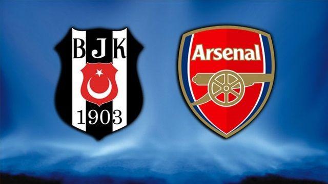 Jadwal Dan Prediksi Besiktas vs Arsenal, Liga Champions 20/8/2014
