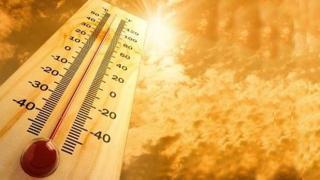Ağustos için kuvvetli sıcak uyarısı